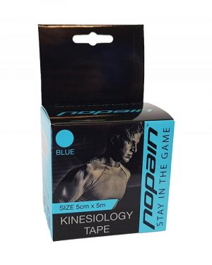 NoPain kinesioteippi sininen, 5cm x 5m