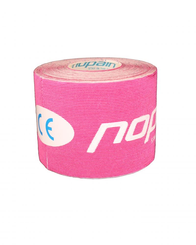 Kinesiology tape pink, 5cm x 5m