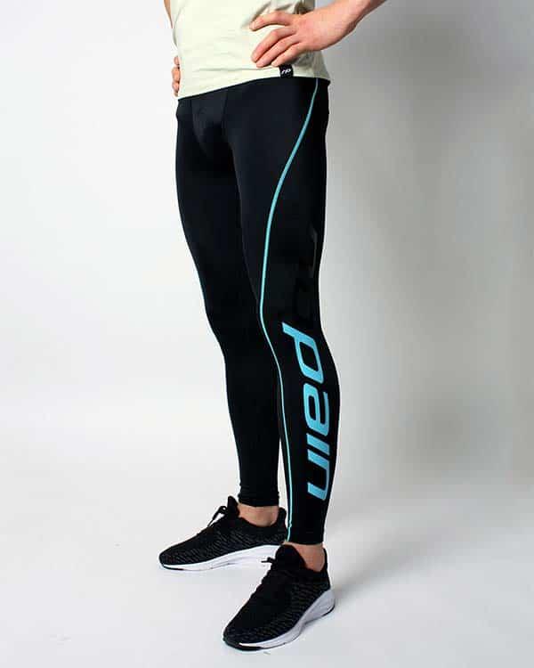 Men's compression tights, brand (S, M, L)