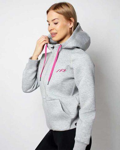 Naisten casual fit hoodie