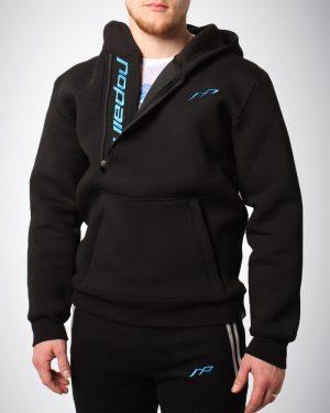 Miesten muscle up hoodie