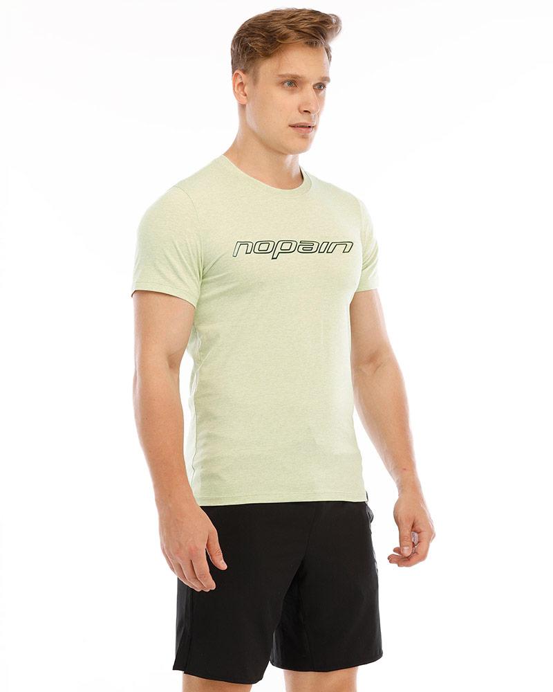 nopain-miesten-casual-t-paita-light-green-2