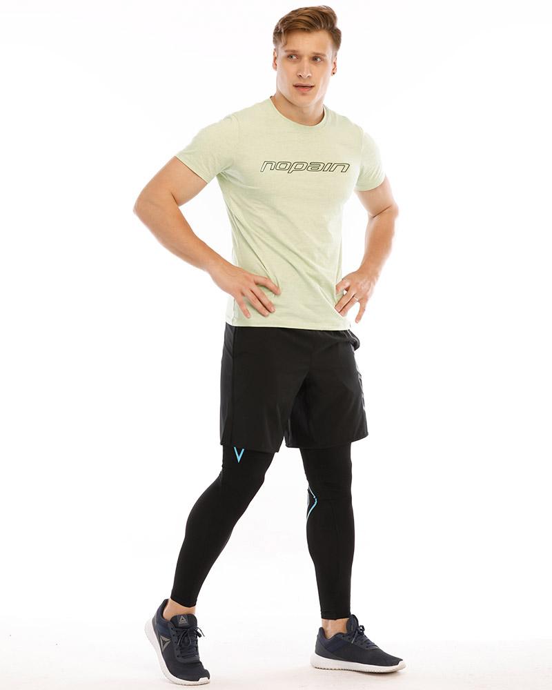 nopain-miesten-casual-t-paita-light-green-3