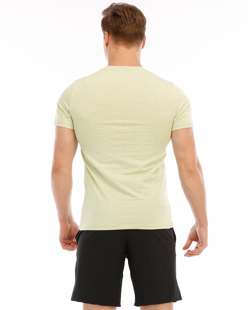 nopain-miesten-casual-t-paita-light-green-4
