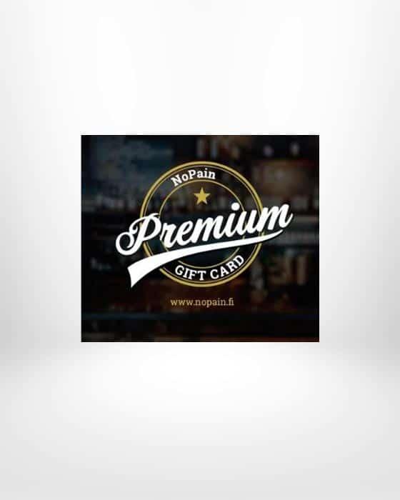 Premium lahjakortti