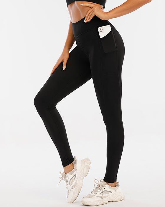 Women's elite compression tights, pink